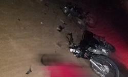 Colisão entre motos deixa vítimas em estado grave em Serrolândia
