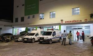 Colisão entre carro e moto deixa dois feridos na BR-324, região do Junco