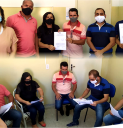 BANCADA DO PCdoB SOLICITA PUBLICAÇÃO DE VACINÔMETRO DA COVID-19 EM SERROLÂNDIA