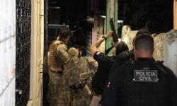 Operações policiais contra crime organizado cumprem mandados na Bahia e em São Paulo