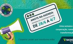Instituto Sicoob promove a Semana do Cooperativismo