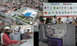Rui inaugura Policlínica Regional em Itaberaba para atender mais de 400 mil baianos; esta já é a 20ª unidade entregue