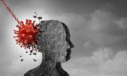 Segundo pesquisa, parte dos acometidos pela COVID-19 terão sequelas psicológicas