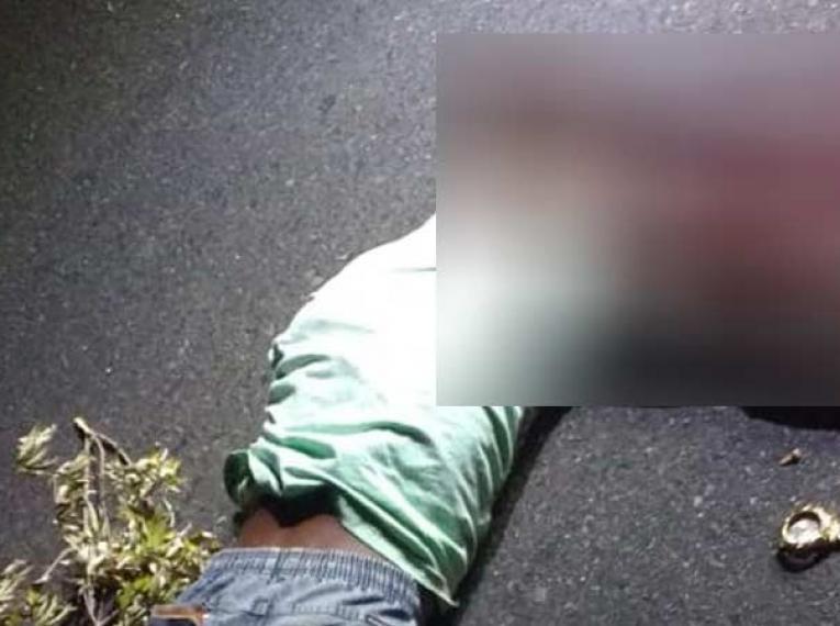 Homem é encontrado morto na BR-324, entre Quixabeira e o Junco