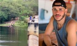 Serrolandense morre vítima de afogamento na barragem de Cachoeira Grande, município de Jacobina
