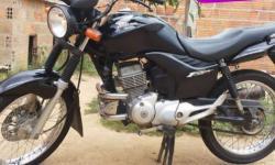 Morador de Serrolândia tem moto tomada de assalto em Novo Paraíso de Jacobina