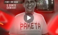 LIVE da Banda Paketá