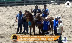 Altemar de Serrolândia assume a liderança da categoria Vaqueiro Profissional