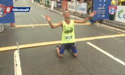 Veja a chegada de Boró na 25 Maratona São Paulo