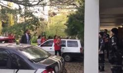 """Vídeo: Advogado dos 51 manifestantes foi preso hoje pois chamou PMs de """"cambada de cachorro"""""""