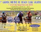 1º Grande prêmio do Jockey Clube Salamin - Serrolândia Bahia