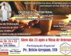 Ordenação Presbiteral Diác. Dinailton Mendes de Sousa