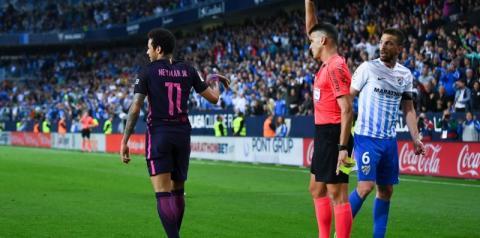 Comitê não aceita recurso do Barça, e Neymar segue fora do clássico contra o Real