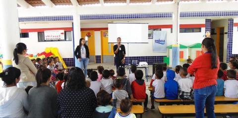 Embasa promove diversas atividades em prol do meio ambiente em Senhor do Bonfim e Jacobina