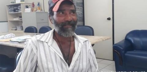 Homem é encontrado morto em residência no bairro José Lúcio – Assistência Social tenta localizar familiares