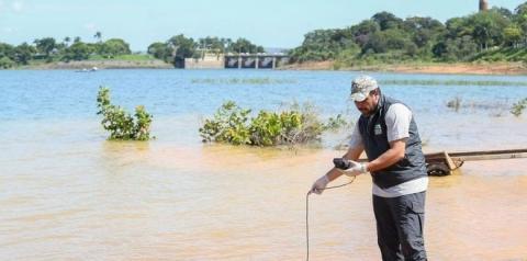 Lama da barragem de Brumadinho contamina Rio São Francisco