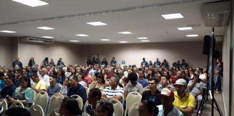 SICOOB COOPEMAR REALIZA ASSEMBLEIA EM PETROLINA-PE