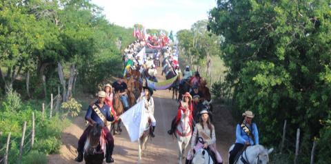 XXVIII Festa de Vaqueiros e Fazendeiros do povoado Novo Ouricuri foi realizada com sucesso