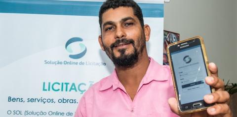 Governo do Estado lança primeiro aplicativo de licitações do Brasil e coloca tecnologia a serviço da agricultura familiar