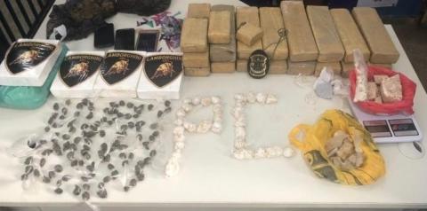 Depósito de drogas é desativado em Ilhéus