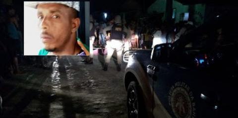 Gari é morto com vários tiros e facadas em Riachão do Jacuípe