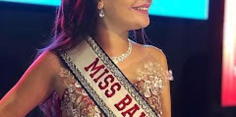 Miss Várzea da Roça ganha no concurso Miss Bahia 2019