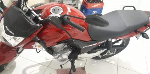 Moto é tomada por assalto em Capim Grosso