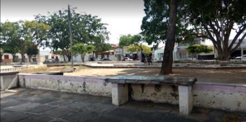 Prefeitura de Serrolândia publica edital para reforma da Praça Manoel Novaes e Mercado Municipal