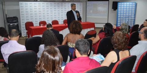 Gestores dos Núcleos Territoriais de Educação participam de encontro formativo em Salvador