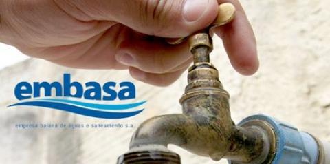 Queda de energia afeta abastecimento de água em vários municípios da região