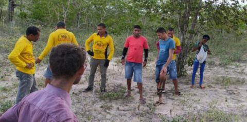 Onde está Ezimar? Mototaxistas desesperados saem a procura do colega desaparecido em Capim Grosso