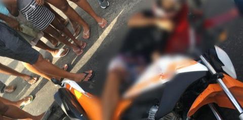 Jovem é assassinado a tiros no Bairro da Estação em Jacobina
