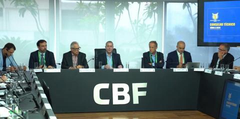 CBF suspende competições nacionais a partir de segunda por conta de pandemia do coronavírus