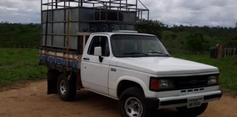 Veículo e 07 cabeças de gado são roubados entre os distritos de Porto Feliz e Largo