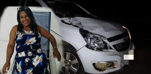 Acidente deixa uma vítima fatal em Várzea da Roça