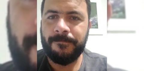 Blogueiro Elton Abreu do Portal Serrolândia comunica que está com Coronavírus
