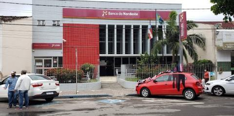 Jacobina: Banco do Nordeste segue fechado após funcionário contrair Covid-19