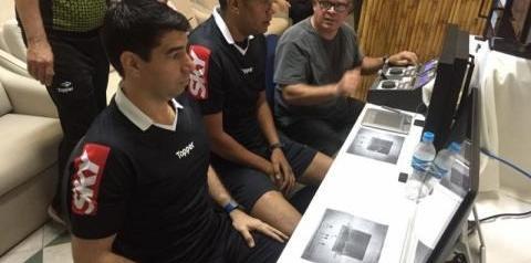 Serrolandense Cleriston Clay Barreto Rios, será um dos os assistentes do árbitro de vídeo na final da Copa do Nordeste