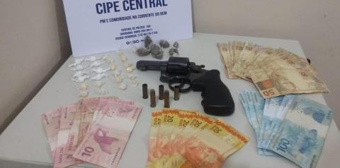 Suspeito de roubo e tráfico de drogas morre em confronto com a polícia no sudoeste da Bahia