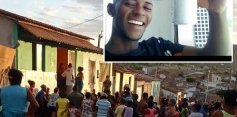 Jovem é assassinado no bairro Alto Bonito em Miguel Calmon