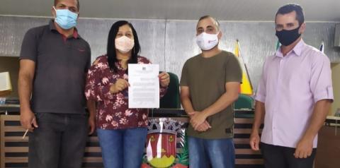 Vereadores solicitam a aquisição de tablets para Agentes Comunitários de Saúde e de Endemias