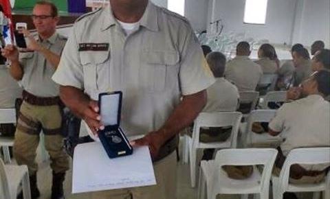 Policial Militar morre vítima de acidente automobilístico, entre as cidades de Caém e Saúde