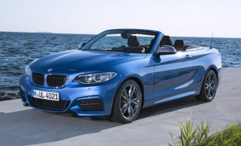 BMW Série 2 conversível e novo X6 serão lançados no Salão de Paris