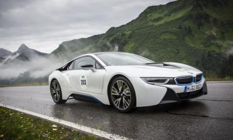 BMW confirma venda do esportivo elétrico i8 no Brasil por R$ 799.950