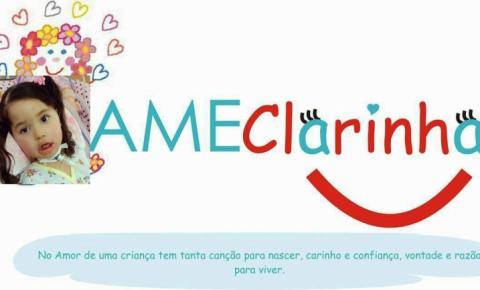 Campanha AME CLARINHA