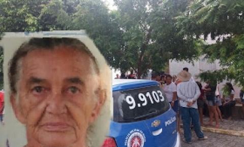 Incêndio em residência mata idosa na cidade de São José do Jacuípe