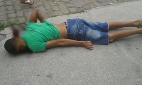 Capim Grosso: jovem é assassinado a tiros na avenida ACM