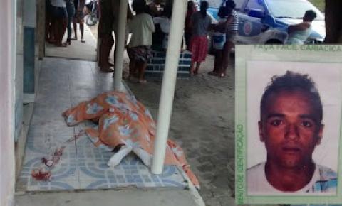 Homem de 28 anos é assassinado a tiros no município de Várzea do Poço