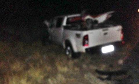 Acidente envolvendo três veículos na BA 052 , entre América Douradae Morro do Chapéu