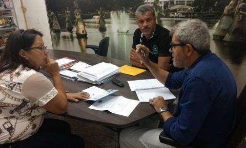 Prefeitura de Capim Grosso recebe apoio da Sudesb